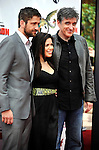 UNIVERSAL CITY, CA. - March 21: Gerard Butler, America Ferrera and Craig Ferguson arrive at the premiere of ''How To Train Your Dragon'' at Gibson Amphitheater on March 21, 2010 in Universal City, California.