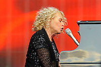 LONDON, ENGLAND - JULY 3: Carole King performing at British Summertime, Hyde Park on July 3, 2016 in London, England.<br /> CAP/MAR<br /> &copy;MAR/Capital Pictures /MediaPunch ***NORTH AND SOUTH AMERICAS ONLY***