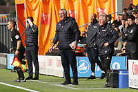 Solihull Moors Manager, Tim Flowers during Barnet vs Solihull Moors, Vanarama National League Football at the Hive Stadium on 28th September 2019