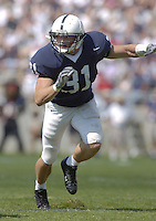 10 September 2005:  Paul Posluszny.  Penn State defeated Cincinnati 42-24 September 10, 2005 at Beaver Stadium in State College, PA.