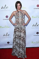 "BEVERLY HILLS, CA, USA - MARCH 13: C.C. Sheffield at the Alessandra Ambrosio Launch of ""ale by Alessandra"" held at Planet Blue on March 13, 2014 in Beverly Hills, California, United States. (Photo by David Acosta/Celebrity Monitor)"