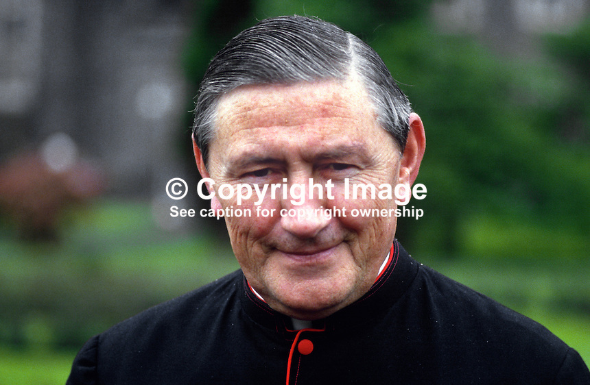 Most Rev Michael Murphy, Roman Catholic, Bishop of Cork &amp; Ross, Ireland, 19860612MM.<br />