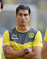 FUSSBALL   1. BUNDESLIGA   SAISON 2013/2014   SUPERCUP Borussia Dortmund - FC Bayern Muenchen           27.07.2013 Nuri Sahin (Borussia Dortmund)