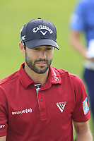 Adam Hadwin (USA) on the 3rd green during Friday's Round 2 of the 117th U.S. Open Championship 2017 held at Erin Hills, Erin, Wisconsin, USA. 16th June 2017.<br /> Picture: Eoin Clarke | Golffile<br /> <br /> <br /> All photos usage must carry mandatory copyright credit (&copy; Golffile | Eoin Clarke)