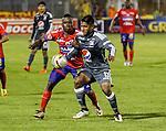 Deportivo Pasto igualó como local 1-1 ante Millonarios. Partido aplazado de la fecha 3 de la Liga Águila II-2016.