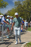 Kevin Chappell (USA) departs the 10th tee during round 1 of the World Golf Championships, Dell Match Play, Austin Country Club, Austin, Texas. 3/21/2018.<br /> Picture: Golffile | Ken Murray<br /> <br /> <br /> All photo usage must carry mandatory copyright credit (&copy; Golffile | Ken Murray)