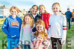 Ballybunion Tug Of War: Pictured at the annual inter pub Tug of War competition on the grounds of the old Castle Hotel on Saturday nevening last were Sislin Horgan in front. Middle : Sadie & Maeve Ryan & Evie & Kate Horgan. Back : Ingrid Llorca & Martina Alvarez.