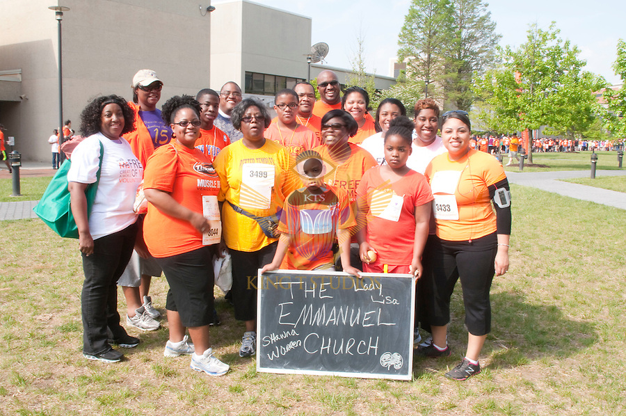 National Multiple Sclerosis Society (Maryland Chapter) - Howard Community College