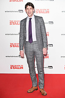 "Daniel Tuite<br /> arriving for the premiere of ""The Death of Stalin"" at the Curzon Chelsea, London<br /> <br /> <br /> ©Ash Knotek  D3338  17/10/2017"