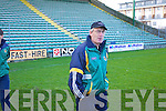Ger O'Keeffe Kerry v Limerick Institute Technology in the Quarter Final of the McGrath Cup at Austin Stack Park, Tralee on Sunday 16th January.