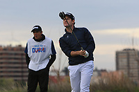 Ricardo Gouveia (POR) on the 2nd tee during Round 4 of the Open de Espana 2018 at Centro Nacional de Golf on Sunday 15th April 2018.<br /> Picture:  Thos Caffrey / www.golffile.ie<br /> <br /> All photo usage must carry mandatory copyright credit (&copy; Golffile | Thos Caffrey)