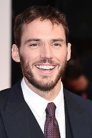 Sam Claflin<br /> arriving for the London Film Festival 2017 screening of &quot;Journey's End&quot; at the Odeon Leicester Square, London<br /> <br /> <br /> &copy;Ash Knotek  D3320  06/10/2017