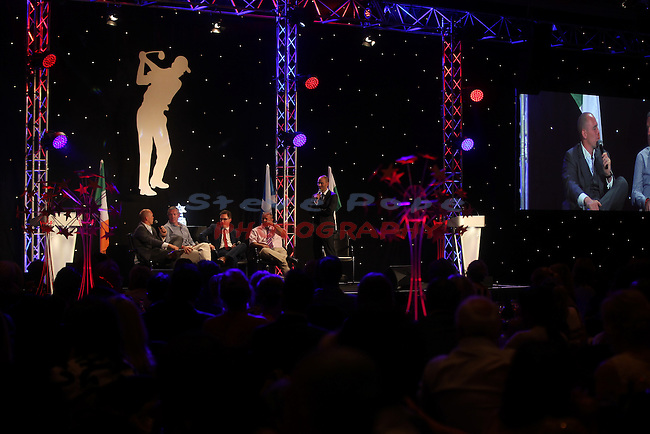 Celebrity Cup Gala Dinner<br /> Celtic Manor Resort<br /> 05.07.14<br /> &copy;Steve Pope-SPORTINGWALES