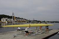 Poznan, POLAND.  2006, FISA, Rowing, World Cup,     held on the Malta  Lake. Regatta Course, Poznan, Thurs. 15.05.2006. © Peter Spurrier   .[Mandatory Credit Peter Spurrier/ Intersport Images] Rowing Course:Malta Rowing Course, Poznan, POLAND
