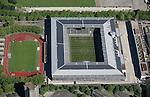 Fussball EM 2008 Stadion Luftaufnahmen