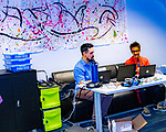 Las Vegas 01282020 A new technology lab opened just for teenagers. It's called the COX Teen STEAM lab and it's located inside the Enterprise Library. The space is all about kids learning and mastering careers in science, technology, engineering, arts and math.