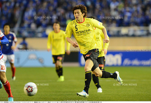 Tatsuya Masushima (Reysol), DECEMBER 29, 2012 - Football / Soccer : .The 92nd Emperor's Cup, Semi-final match between Yokohama F Marinos 0-1 Kashiwa Reysol at National Stadium in Tokyo, Japan. (Photo by Takamoto Tokuhara/AFLO)