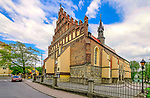 Bazylika Świętego Mikołaja w Bochni.<br /> St. Nicholas Basilica in Bochnia.