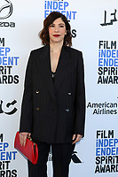 LOS ANGELES - FEB 8:  Carrie Brownstein at the 2020 Film Independent Spirit Awards at the Beach on February 8, 2020 in Santa Monica, CA