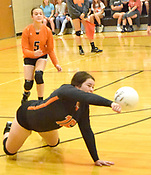 2019 Gravette Volleyball