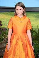 "Brontie Carmichael<br /> arriving for the ""Christopher Robin"" premiere at the BFI Southbank, London<br /> <br /> ©Ash Knotek  D3416  05/08/2018"