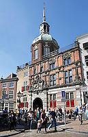 Groothoofdspoort in het historisch centrum van Dordrecht