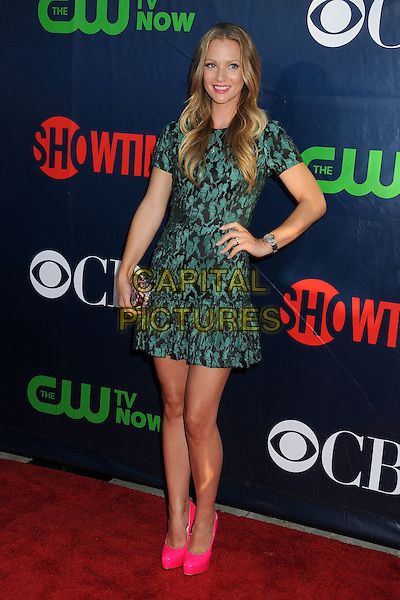 17 July 2014 - West Hollywood, California - A.J. Cook. CBS, CW, Showtime Summer Press Tour 2014 held at The Pacific Design Center. <br /> CAP/ADM/BP<br /> &copy;Byron Purvis/AdMedia/Capital Pictures