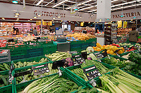 Interno supermercato