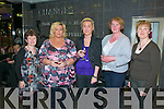 Glitz & Glamour :Attending the Glitz & Glamour evening hoststed by Changes Hair & Beauty Salon in Listowel on Wednesday 3rd November to showcase the Shira Designer Jewellery were Anne Fitzmaurice, Charlotte O'Hanlon, Martina Madden, Marge Lyne & Margaret Cahill,Glitz & Glamour