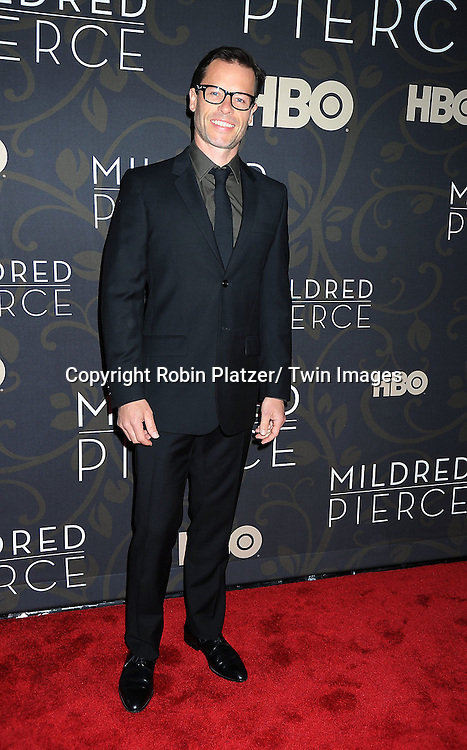 """Guy Pearce attending The New York Premiere of  the HBO Miniseries """"Mildred Pierce"""" on March 21, 2011 at The Ziegfeld Theatre in New York City.  The movie stars Kate Winslet, Guy Pearce,  Evan Rachel Wood, Melissa Leo, Mare Winningham and James LeGros."""