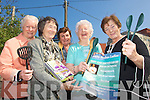 Members of Failte Probus, Tralee who are hosting a Cookery evening with Kevin Dundon in the Ballyroe Hotel on the 28th of April, from left Mary Collins, Kathleen Dowling, President, Phyllis Fitzgibbon, Secetary, Celine Slattery and Eileen O'Keeffe.