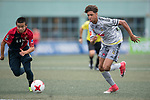 Wellington Phoenix (in grey) vs Kashima Antlers (in red) during their Main Tournament match, part of the HKFC Citi Soccer Sevens 2017 on 27 May 2017 at the Hong Kong Football Club, Hong Kong, China. Photo by Marcio Rodrigo Machado / Power Sport Images
