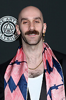 LOS ANGELES - JAN 4:  Sam Harris of X Ambassadors at the Art of Elysium Gala - Arrivals at the Hollywood Palladium on January 4, 2020 in Los Angeles, CA