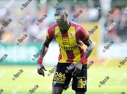 2013-07-07 / Voetbal / seizoen 2013-2014 / Rupel-Boom - KV Mechelen / Sheldon Bateau<br /><br />Foto: Mpics.be