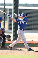 Jesse Bosnik - Los Angeles Dodgers - 2010 Instructional League.Photo by:  Bill Mitchell/Four Seam Images..