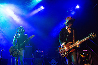 The Dandy Warhols play at the Music Hall of Williamsburg on September 19, 2014.