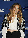 "Jennifer Lopez attends Fox's ""American Idol"" 2011 Finalist Party on March 3, 2011at The Grove in Los Angeles, California..."