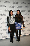Hanna Bronfman and Joycioci Attend Jeffrey Fashion Cares 10th Anniversary New York Fundrasier Hosted by Emmy Rossum Held at the Intrepid, NY 4/2/13