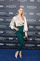 """LOS ANGELES - JAN 10:  Lily Cowles at the """"Roswell, New Mexico"""" Experience at the 8801 Sunset Blvd on January 10, 2019 in West Hollywood, CA"""