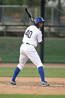 Theo Alexander - 2012 AZL Dodgers (Bill Mitchell)