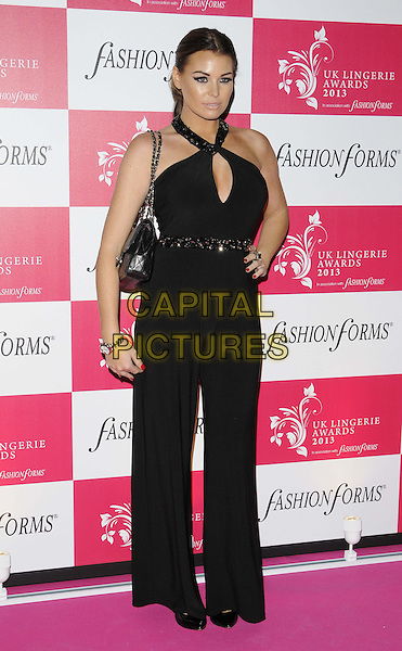 LONDON, ENGLAND - DECEMBER 04: Jessica Wright  at the UK Lingerie Awards 2013, The Freemasons' Hall on December 4th, 2013 in London, England, UK.<br /> CAP/CAN<br /> &copy;Can Nguyen/Capital Pictures