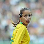 Fussball Frauen international, Saison 2008/09: Deutschland - Brasilien