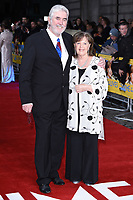 "John Alderton and Pauline Collins<br /> arrives for the premiere of ""The Time of Their Lives"" at the Curzon Mayfair, London.<br /> <br /> <br /> ©Ash Knotek  D3239  08/03/2017"