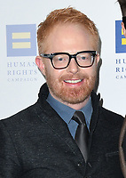 10 March 2018 - Los Angeles, California - Jesse Tyler Ferguson. The Human Rights Campaign 2018 Los Angeles Dinner held at JW Marriott LA Live.  <br /> CAP/ADM/BT<br /> &copy;BT/ADM/Capital Pictures