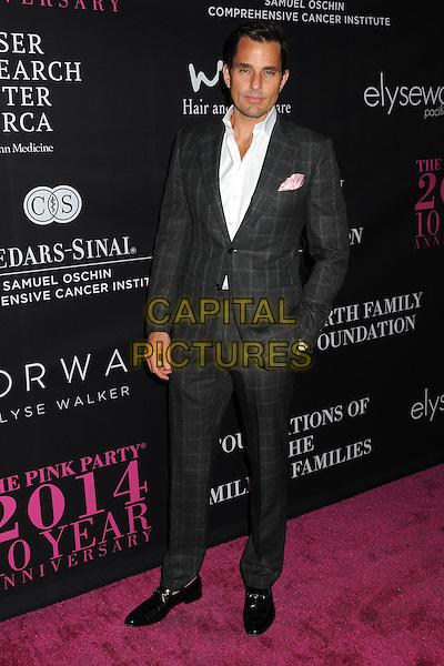 18 October 2014 - Santa Monica, California - Bill Rancic. Elyse Walker's 10 Year Anniversary Pink Party held at Santa Monica Airport Hangar 8.  <br /> CAP/ADM/BP<br /> &copy;Byron Purvis/AdMedia/Capital Pictures
