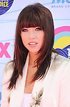 UNIVERSAL CITY, CA - JULY 22: Carly Rae Jepsen arrives at the 2012 Teen Choice Awards at Gibson Amphitheatre on July 22, 2012 in Universal City, California.