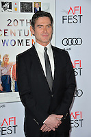 LOS ANGELES, CA. November 16, 2016: Actor Billy Crudup at the gala screening for &quot;20th Century Women&quot;, part of the AFI FEST 2016, at the TCL Chinese Theatre, Hollywood.<br /> Picture: Paul Smith/Featureflash/SilverHub 0208 004 5359/ 07711 972644 Editors@silverhubmedia.com