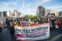 2018/09/28 Politik | Protest gegen Erdogan-Staatsbesuch