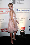 Kristin Chenoweth at 'A Fine Romance' at Sony Studios, Los Angeles, California..Photo by Nina Prommer/Milestone Photo