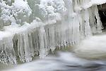 Garwin Falls Ice Fingers